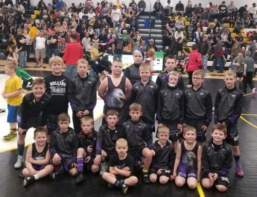 Hutchinson wrestling tournament